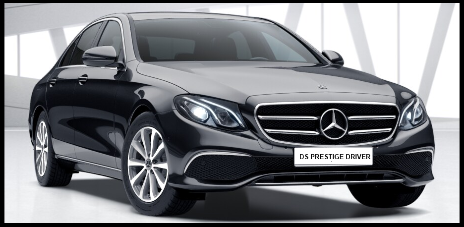 Mercedes classe E de DS Prestige Driver
