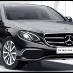 Mercedes Classe E chauffeur privé en PACA