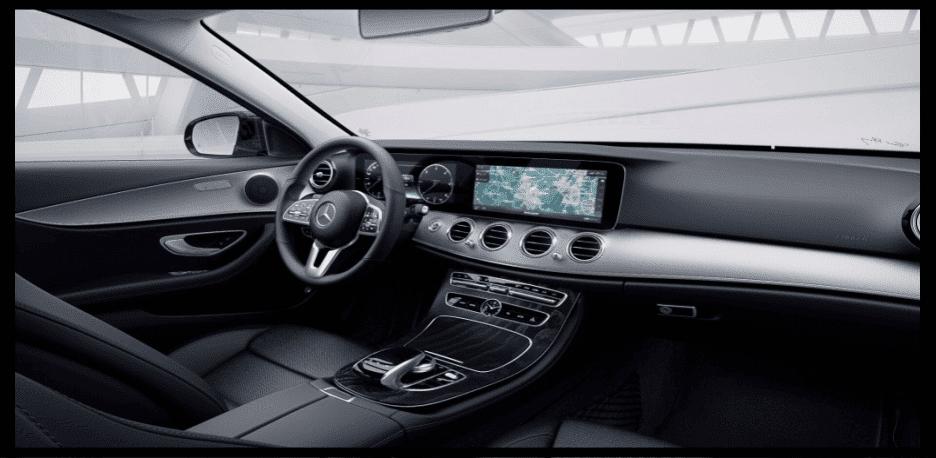 Interieur Mercedes Chauffeur privé paca